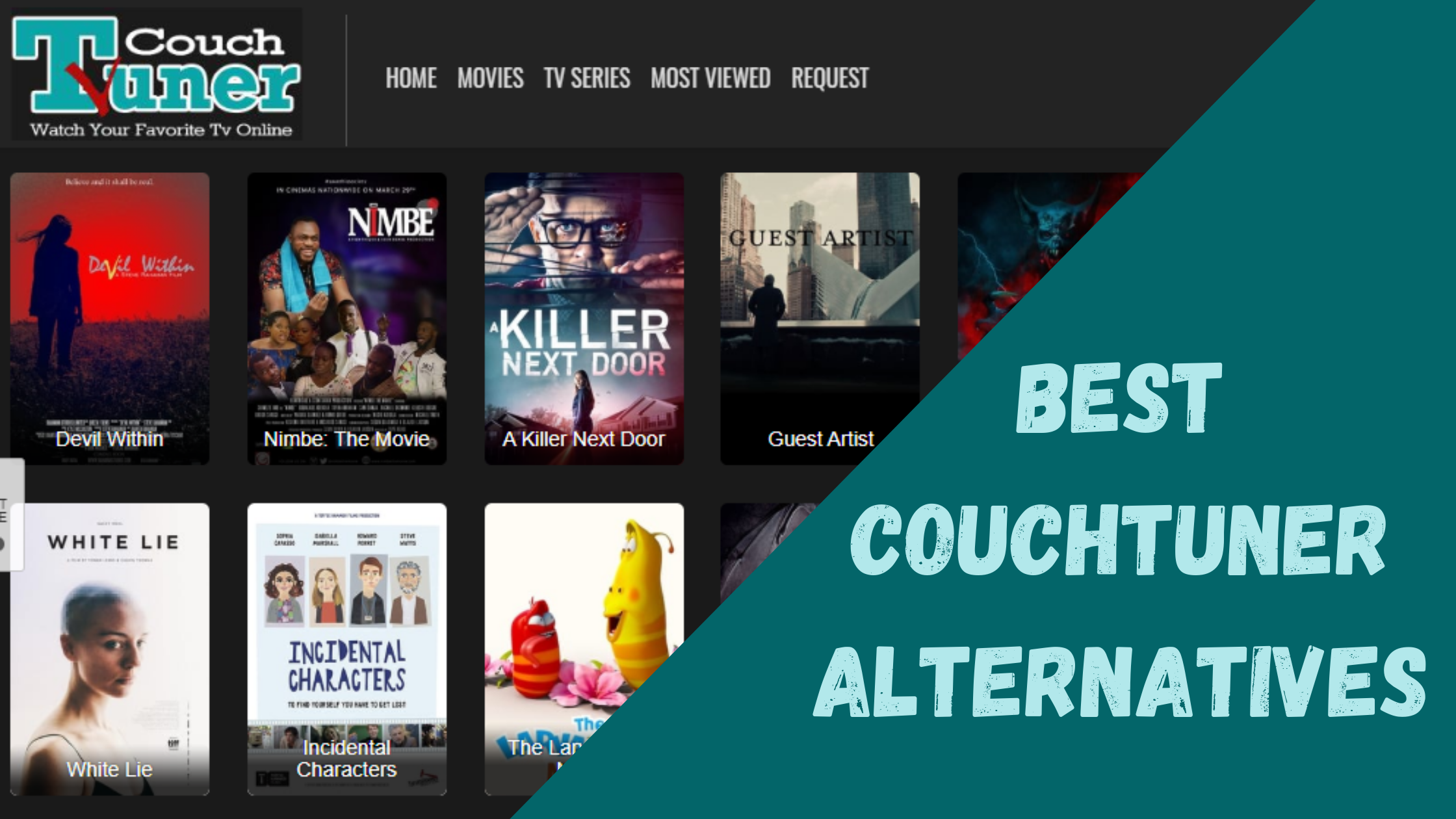 Top 10 Best Alternatives To Couchtuner In 2020 My Tech Blog
