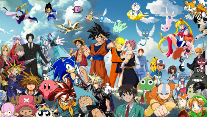 Best Anime websites