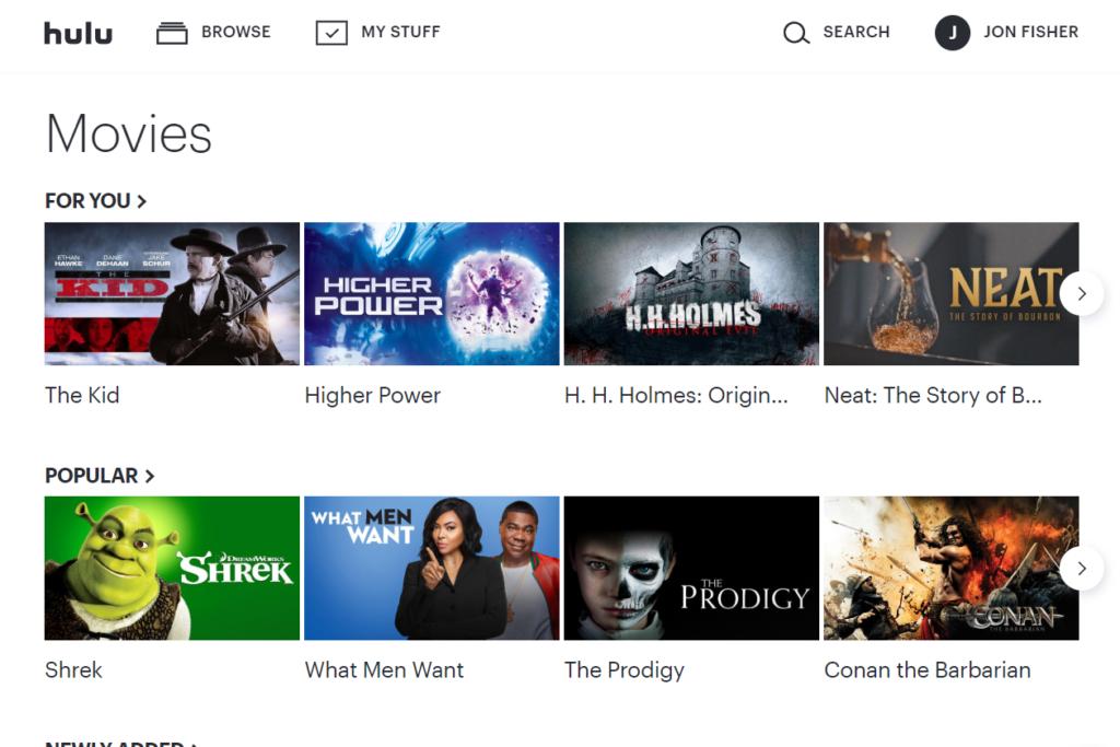 Hulu: