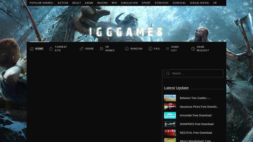 IGG Games via Torrent