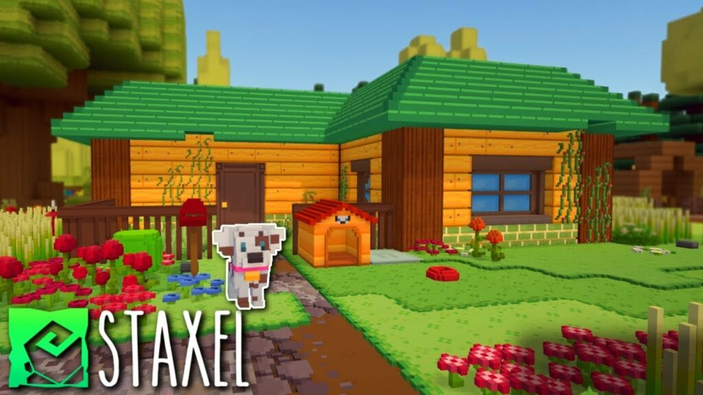 6. Staxel: