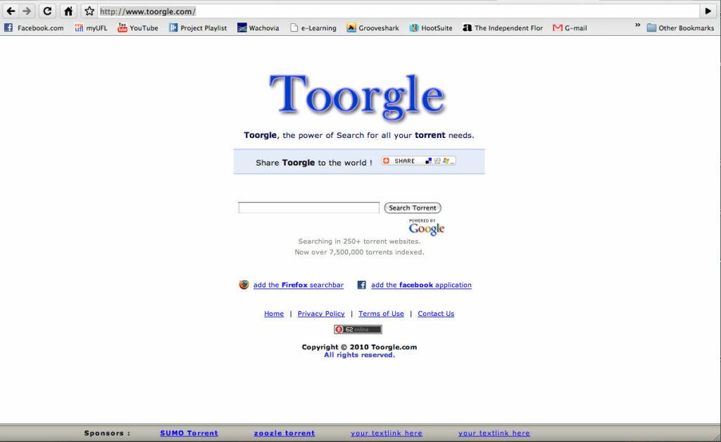 Toorgle: