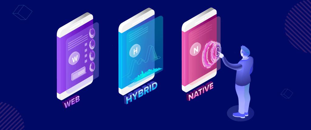 hybrid mobile apps