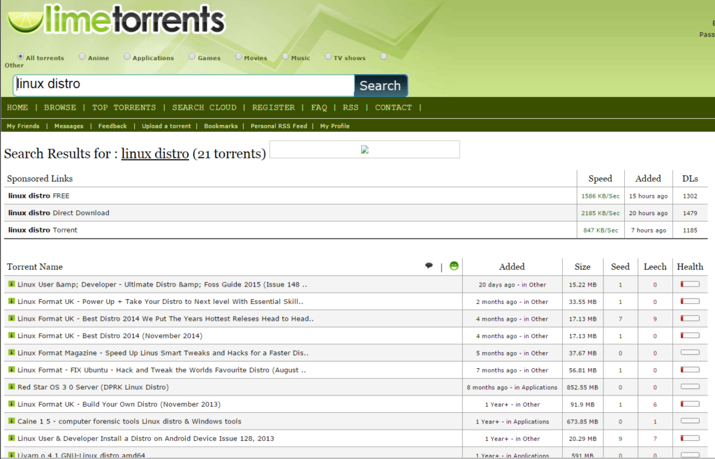 Best Music Torrents Sites