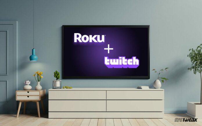 Twitch On Roku