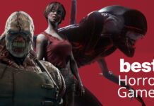 best horror games PC