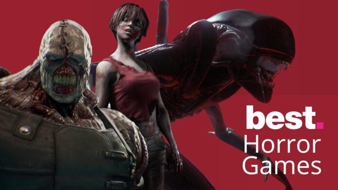 best horror games PC