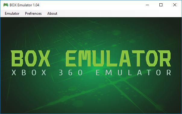 xbox 1 emulator