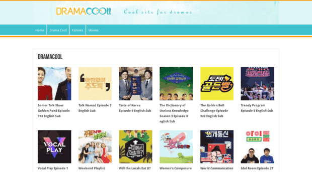 download Korean drama