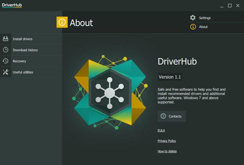 Driver Hub
