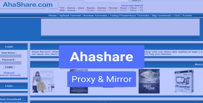 Ahashare Proxy Unblocked