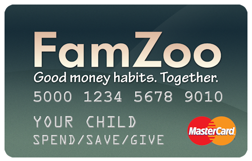 FamZoo Prepaid Debit Card