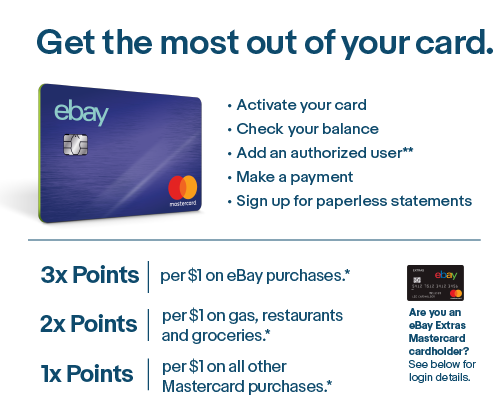 ebay Mastercard Review: eBay Mastercard Benefits Features - My