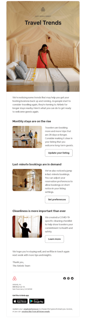 Travel Industry Email Marketing: A Mini Handbook