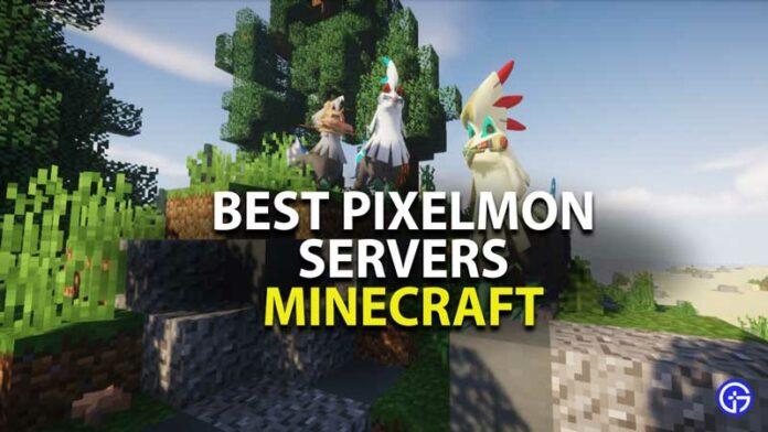 Best Pixelmon Server