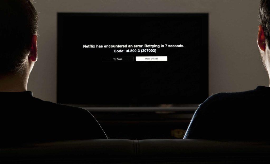 Netflix Errors